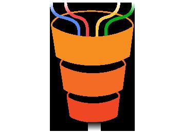 Konverteringstunnel (Conversion funnel)