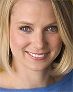 VD på Yahoo - Marissa Mayer