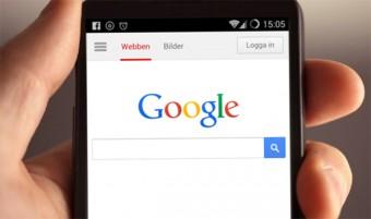 google mobilsök